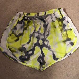 Nike Tempo Shorts.